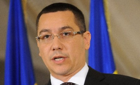 """Ponta: Cine a negociat cu Traian Băsescu va fi exclus. """"Cineva din partid"""" a negociat cu alţi membri ai PSD"""