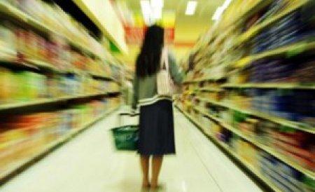 Luna decembrie e raiul pentru lanţurile de supermarket