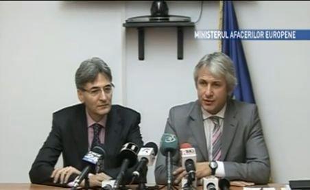 Eugen Teodorovici: Obiectivul 50% absorbţie de fonduri structurale până la sfârşitul lui 2013 include şi prefinanţările de la CE