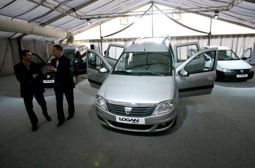 Dacia Logan rămâne cea mai vândută maşină din România