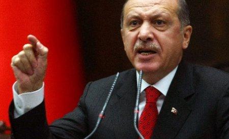 """Recep Tayyip Erdogan: Turcia va susţine revolta siriană """"până la capăt"""""""