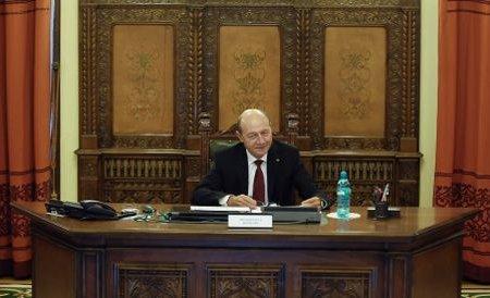 Mesajul preşedintelui Traian Băsescu de Anul Nou: 2013 să fie anul liniştii şi solidarităţii