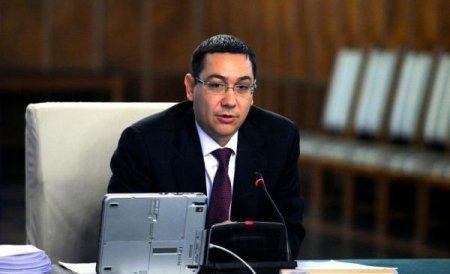 Ponta: Vom cere FMI creşterea salariului minim de la 700 la 800 de lei