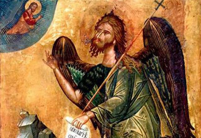 Aproximativ două milioane de români îşi sărbătoresc onomastica luni, de Sfântul Ioan Botezătorul