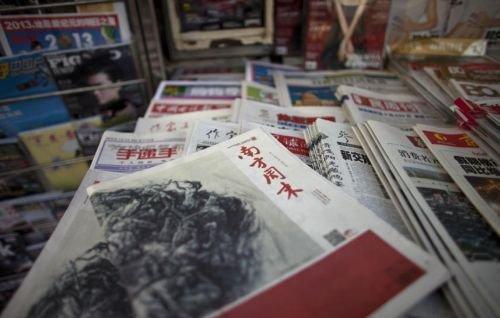 Jurnaliştii unui ziar chinez au intrat în grevă, protestând faţă de cenzura la care sunt supuşi de autorităţi