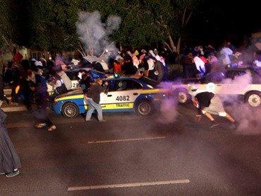Kuweit. Miting anti-guvernamental oprit cu gaze lacrimogene