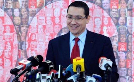 Ponta, despre conflictul pe taxe: Boc s-a trezit vorbind. Este singurul care a procedat absolut stupid