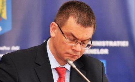 Ungureanu, preocupat de Preşedinţie: E necesară desemnarea rapidă a unui candidat din partea dreptei