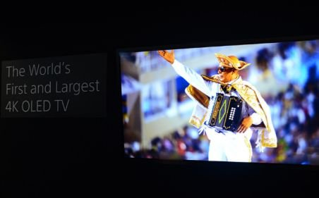 CES 2013: Sony a dezvăluit primul televizor 4K (Ultra HD) OLED