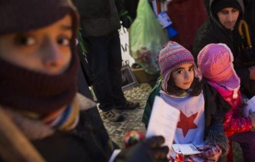 Un milion de sirieni care suferă de foame nu pot fi ajutaţi de ONU