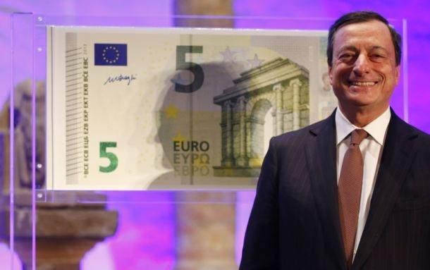Dacă vei merge în concediu în străinătate, vei avea şi tu asta în portofel. A fost prezentată de preşedintele BCE