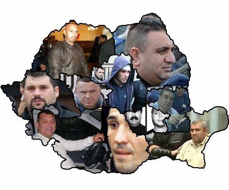 Harta Interlopilor Din Romania