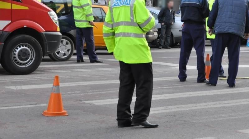 """""""Lecţie"""" de corectitudine din partea adjunctului Poliţiei Rutiere Cluj. A lovit şi a fugit de la faţa locului"""