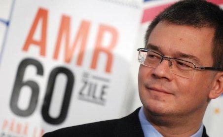 MRU profită de tensiunile din PNL şi îi invită pe Tăriceanu şi Chiliman în Forţa Civică