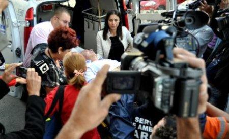 Preşedintele Consiliului Judeţean Argeş, Constantin Nicolescu, a suferit un infarct