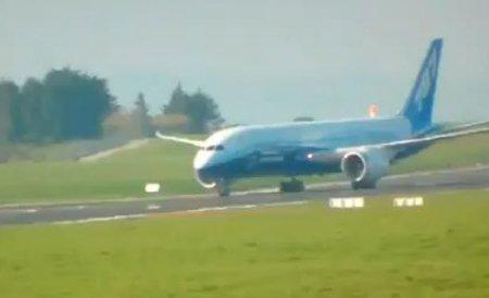 Autorităţile aviatice din SUA au urmat exemplul japonezilor. Au suspendat zborurile cu Boeing 787 Dreamliner