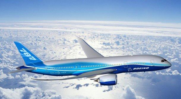 Boeing 787 Dreamliner a fost INTERZIS pe cerul Europei