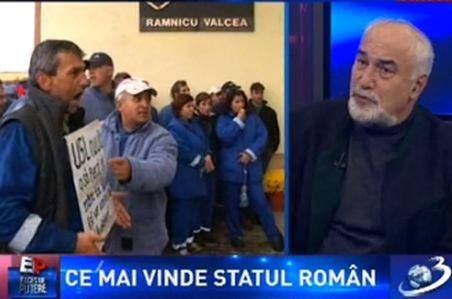 Vosganian: Statul, ca actor în economie, O AMINTIRE. Tranziţia economică NU se va încheia până când statul nu se va retrage din economie