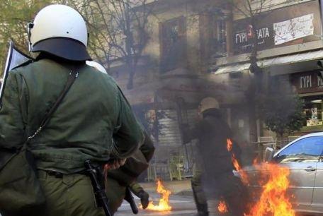 Atentat cu bombă la periferia Atenei. Doi oameni au fost răniţi