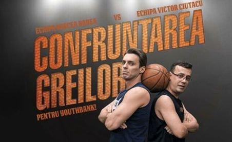 Echipa Mircea Badea vs. Echipa Victor Ciutacu: CONFRUNTAREA GREILOR. Te aşteptăm!