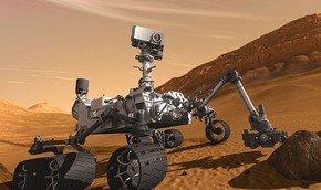O copie a robotului Curiosity va fi adusă la ceremonia de reînvestire a lui Obama