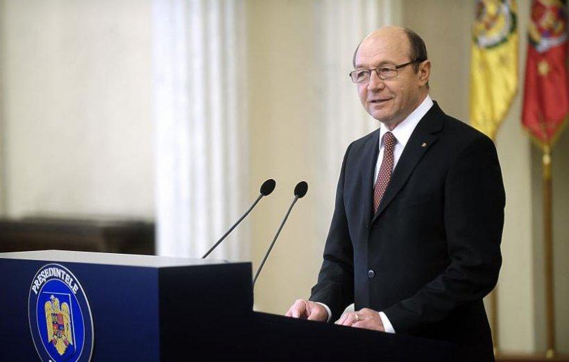 Băsescu, despre alegeri prezidenţiale anticipate: Nu e o variantă pe care o exclud