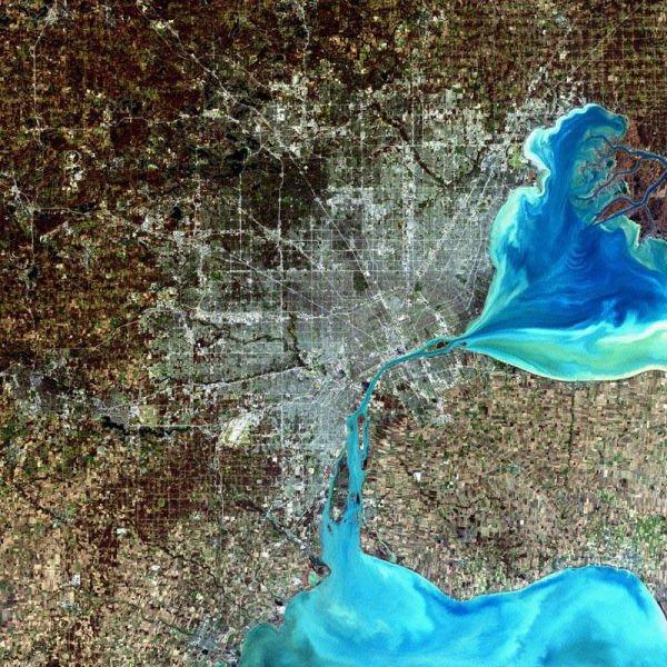 Cum a schimbat omul lumea. Imaginile făcute din spaţiu arată transformarea planetei noastre