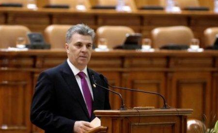 Zgonea: Bugetul pe 2013, dezbătut în plenul Parlamentului marţi, 5 februarie