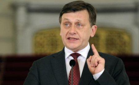 Crin Antonescu, despre suspendarea preşedintelui: Nu are niciun rost sa negociezi ceva cu Traian Băsescu