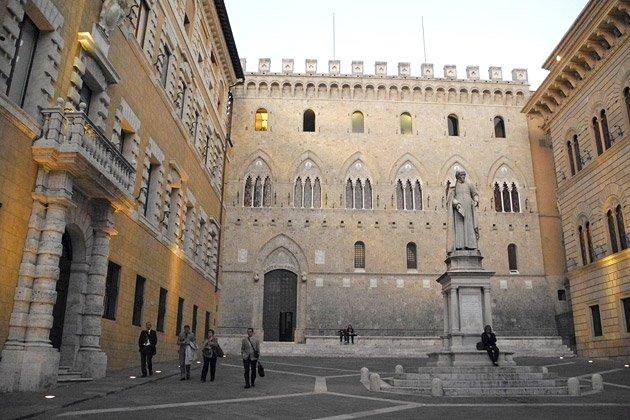 Banca Italiei aprobă un ajutor de 3,9 miliarde de euro pentru cea mai veche bancă din lume