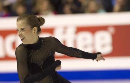 Carolina Kostner, campioană europeană la patinaj artistic, pentru a cincea oară