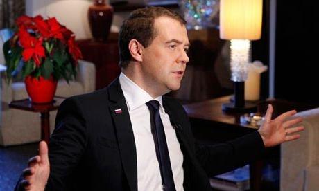 """Medvedev: """"Nicio flexibilitate în relaţiile ruso-americane"""""""