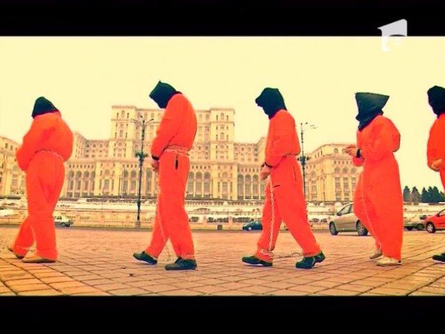 Roantanamo: închisorile C.I.A. din România, un serial-anchetă EXCLUSIV, marca Observator