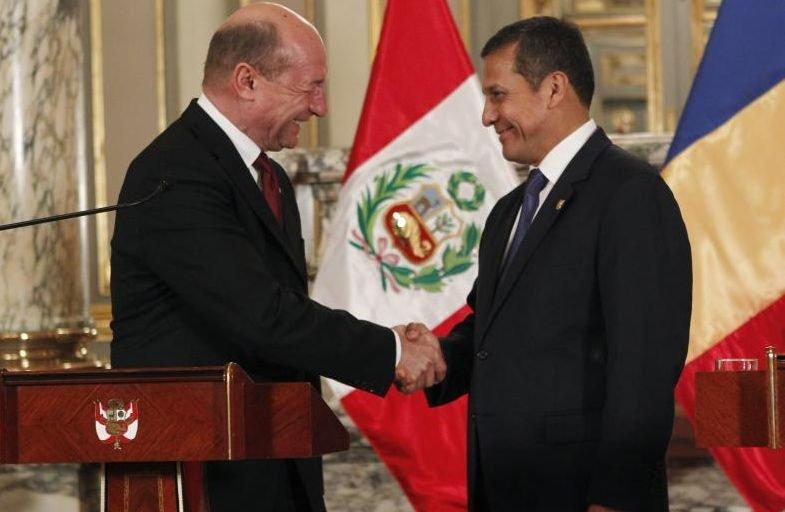 Preşedintele peruan: Suntem interesaţi să importăm medicamente generice produse în România