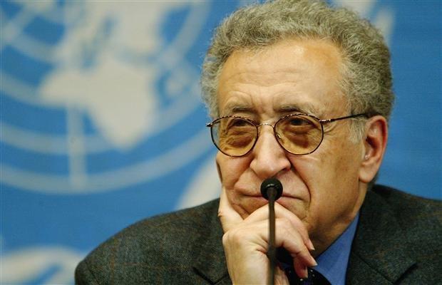 """Lakdar Brahimi: """"Siria este distrusă sistematic, bucată cu bucată"""""""