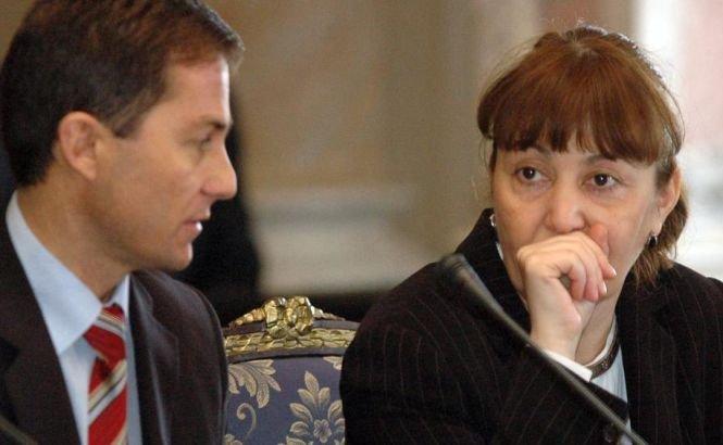 Monica Macovei, Anca Boagiu şi Daniel Morar, acuzaţi că au falsificat raportul de aderare a României la UE, în 2006