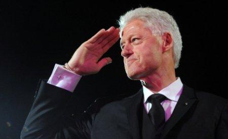 Fostul preşedinte american Bill Clinton, apariţie specială într-un film