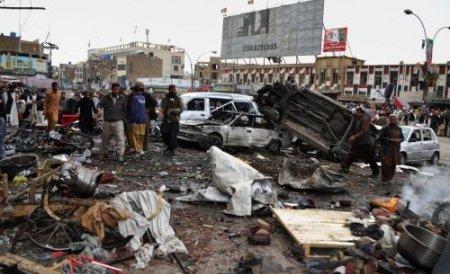 Cel puţin 30 de morţi şi 70 de răniţi în Irak, într-un atac împotriva poliţiei din Kirkuk