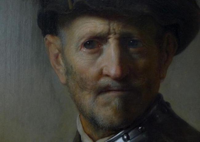 A stat ascuns vreme de 382 de ani. Ce s-a descoperit sub o pictură celebră de-a lui Rembrandt