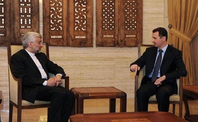 """Bashar al-Assad: """"Atacurile israeliene destabilizează Siria"""""""