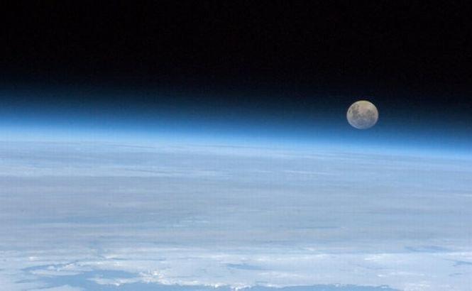Fotografii uimitoare cu Pământul văzut din spaţiu