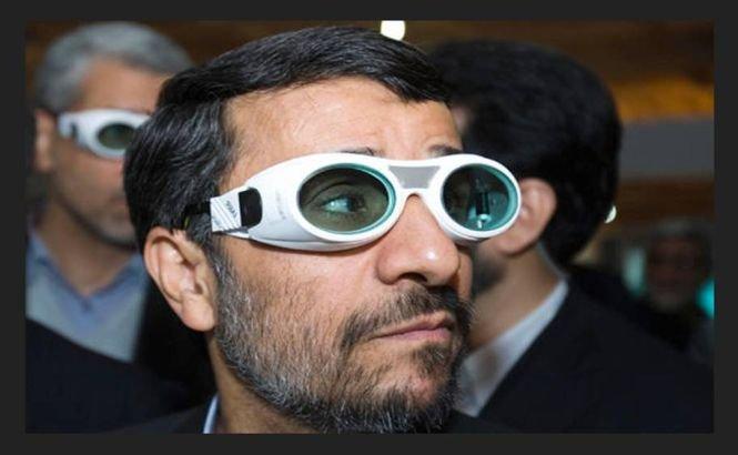Mahmoud Ahmadinejad se vrea primul iranian trimis în spaţiu