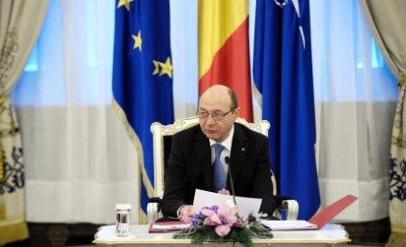 Președintele Traian Băsescu a numit în funcție 121 de judecători şi 68 de procurori