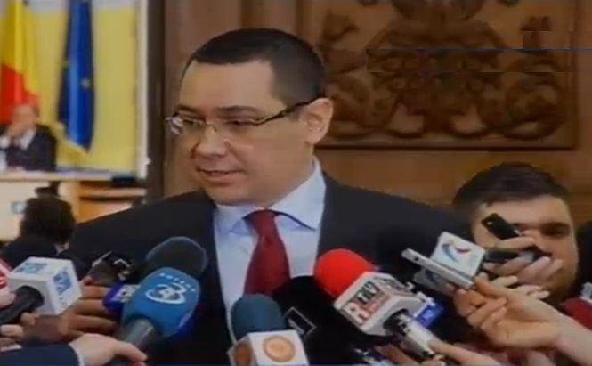 """Ponta: """"PPDD este principalul partid de opoziţie, nu mai există PDL"""""""