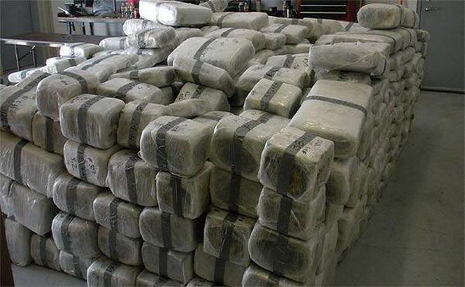 4 tone de cocaină au fost confiscate în Spania. Valoarea drogurilor se ridică la un sfert de miliard de euro