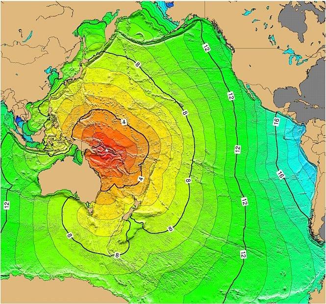 Alerta de tsunami din Japonia a fost anulată