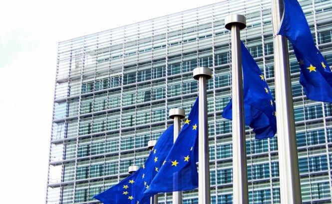 Angajaţii instituţiilor europene au protestat la Bruxelles