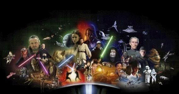 """Disney a anunţat două noi filme """"Războiul stelelor"""", în afară de Episodul VII"""