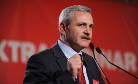 Dragnea: Proiectul de reorganizare apărut nu e oficial sau asumat de Guvern