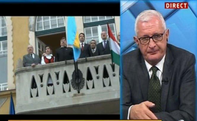 Gyorgy Frunda, despre declaraţiile oficialilor unguri: Ne fac mult rău, nouă, comunităţii maghiare